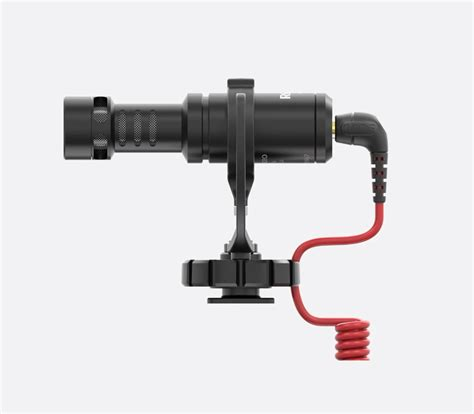 rode microphone rode videomicro microphone condenser cardioid on