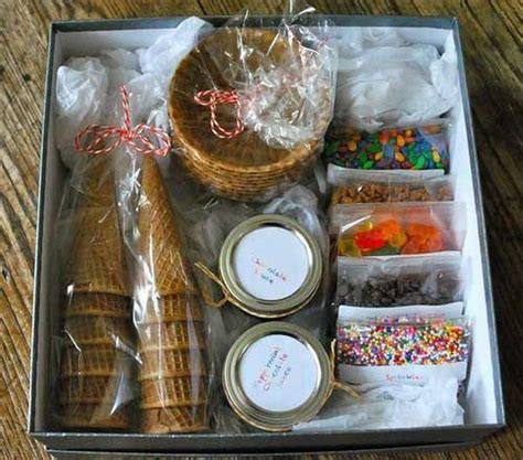 creative diy gift basket ideas   holiday hative