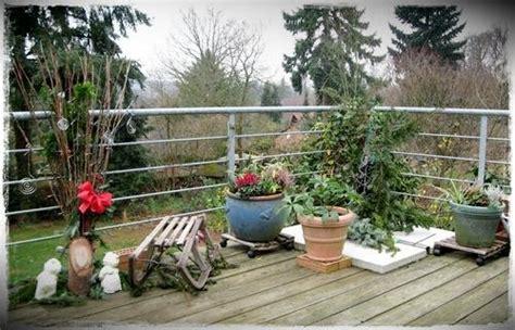 Weihnachtsdeko Im Garten by Weihnachtsdeko Im Garten 30 Ideen Mit Weihnachtskugeln