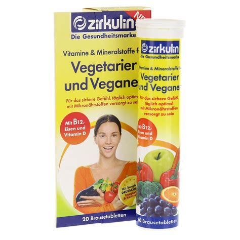 vitamine für veganer erfahrungen zu zirkulin vitamine u mineralst f vegetarier
