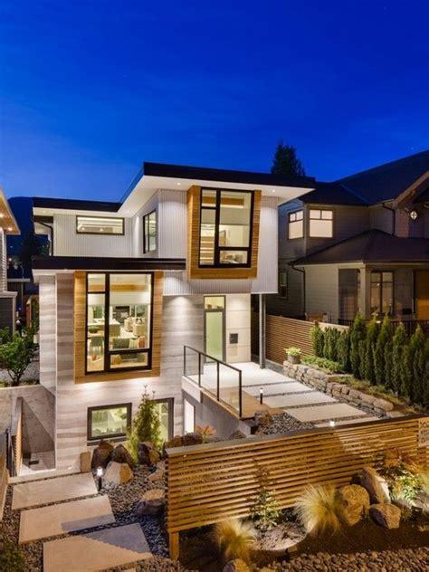 exterior house decor 71 contemporary exterior design photos craftsman bonus
