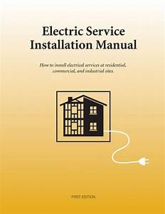 Electric Service Installation Manual