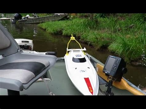 Traxxas Rc Boat Fishing by Rc Athletes May 16th Rc Fishing Doovi