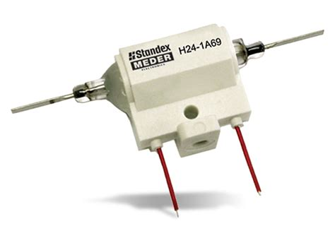 Open Frame High Voltage Reed Relays Meder Electronic
