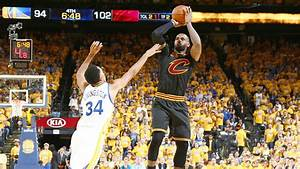 NBA Finals LeBron James Kyrie Irving Roar Back Cavs Win