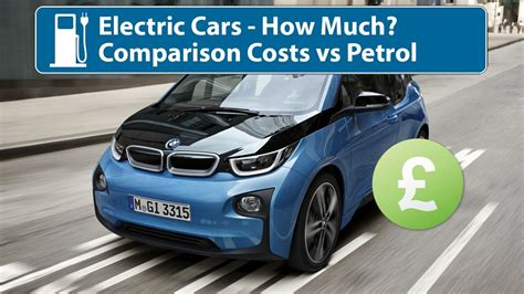 How Much Are Electric Cars by Electric Cars How Much To Buy Run Vs Petrol
