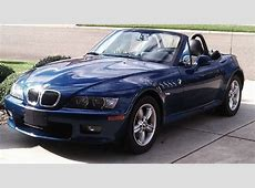 1996 Bmw Z3 roadster – pictures, information and specs