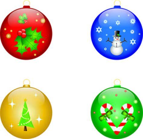 ornaments clip art image