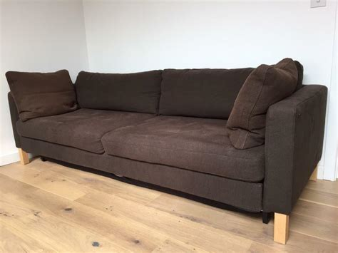 Cing Sofa Bed by 3 Seater Sofa Bed King Size Comfortable By Ikea