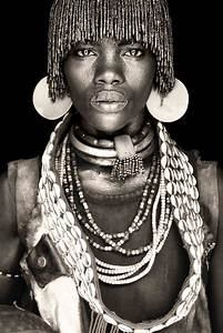 Inspired: African Portraits by Mario Gerth – Les Adornment ...