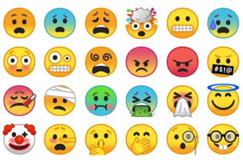 android emojis is emoji blobs in android o and we are