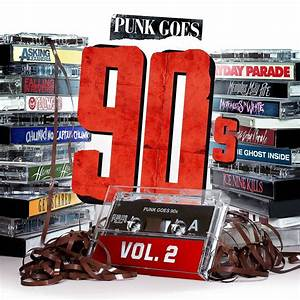 Punk Goes 90's: Vol 2 CD. Buy Punk Goes 90's: Vol 2 CD at ...