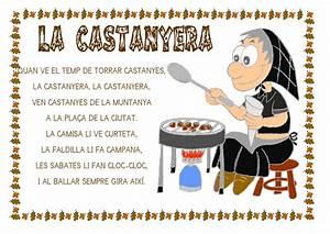 lletra CANÇÓ CASTANYERA CASTANYADA Pinterest School