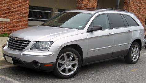Chrysler Pacifica Wikipedia
