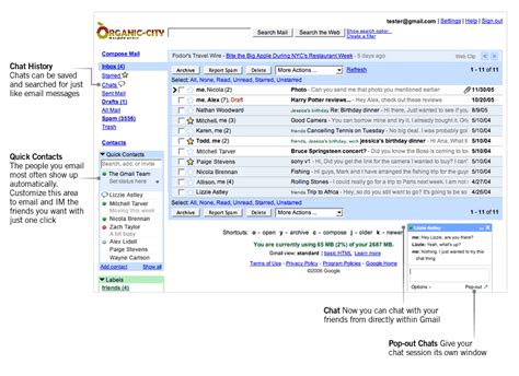 Mobile Gmail Chat by Gmail Apps By Mail1