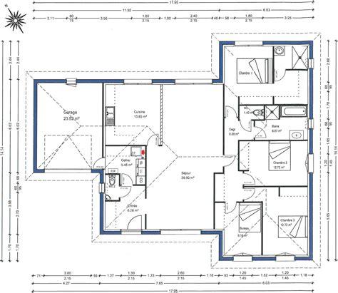 plan chambre parentale plan extension suite parentale plan grande suite