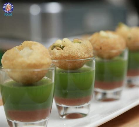 indian canapes ideas 25 best ideas about panipuri on puri recipes