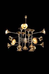 New design trumpet modern pendant light