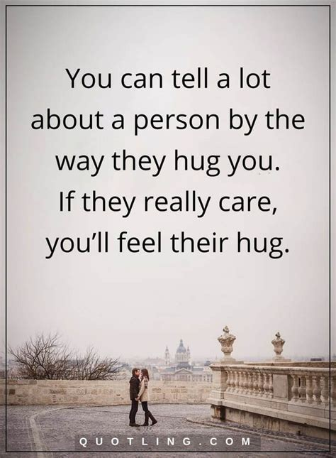 hug quotes     lot   person