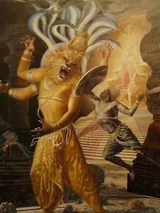 Five Prayers to Lord Narasimha - Blog - ISKCON Desire Tree ...  Lord