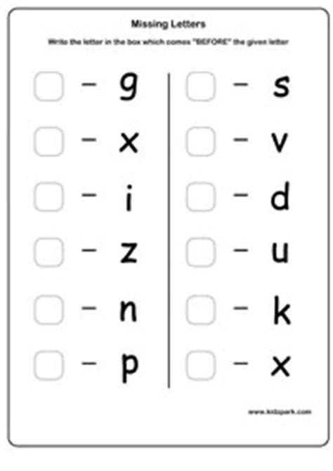letter worksheetspreschool activity sheets