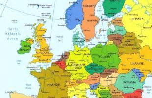 Latvia Map Europe