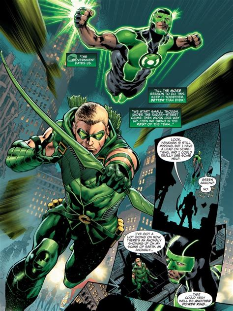17 best images about green lantern green arrow