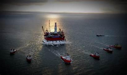 Oil Rig Wallpapers Tanker Platform Ship Ocean
