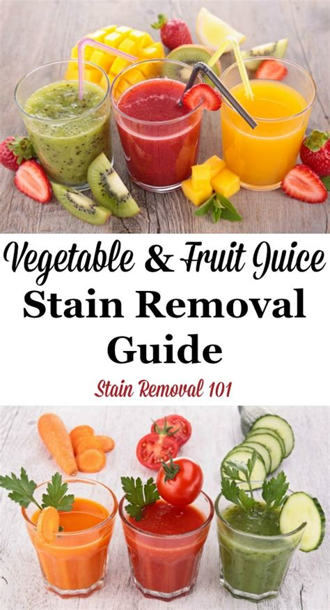 How To Remove Juice Stains From Carpet by How To Remove Vegetable Amp Fruit Juice Stains
