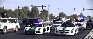 Voiture Police Dubai : police de dubai une mclaren dans la hotte automobile ~ Medecine-chirurgie-esthetiques.com Avis de Voitures