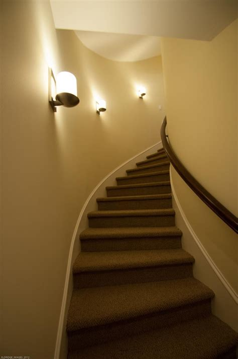 stairwell sconce sconces in stairway gross electric