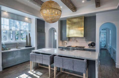 25 Blue and White Kitchens (Design Ideas)   Designing Idea