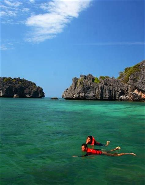Mu Ko Ang Thong National Park | Thailand | Pinterest