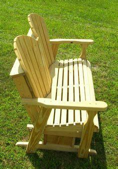 adirondack glider bench plans garden bench plans