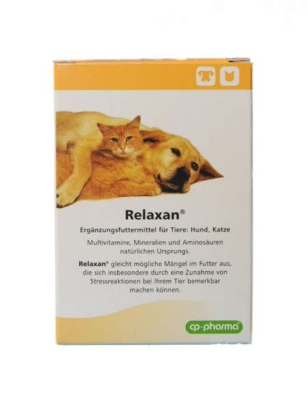 Relaxan Für Hunde