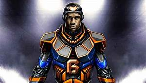 LeBron James is actually a robot based on his total ...