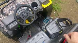 Battery Mod For The Peg Perego John Deere Gator