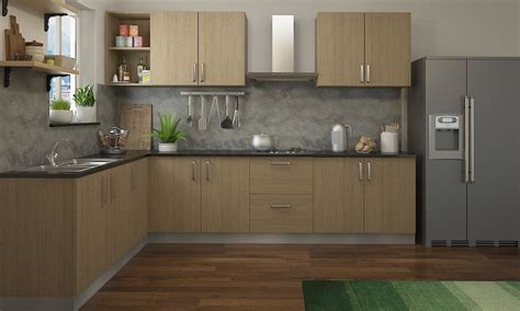 narrow depth bathroom vanity white kitchens l shaped haped modular kitchen designs 2017