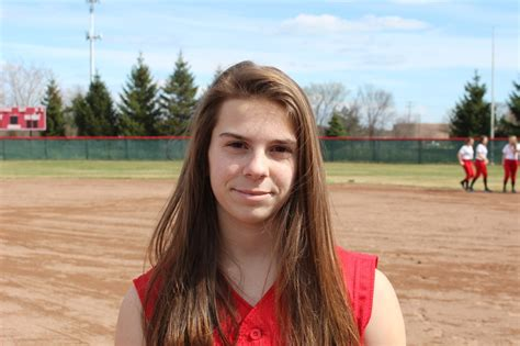 freshman roster chippewa valley softball