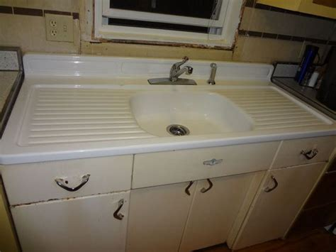 kitchen sinks 1950s and sinks on pinterest
