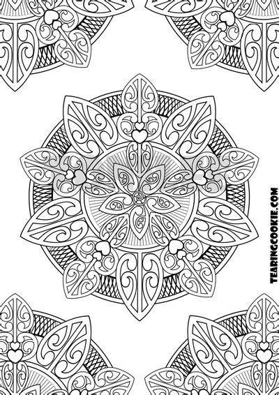 Maori Inspired Mandala by TearingCookie on DeviantArt