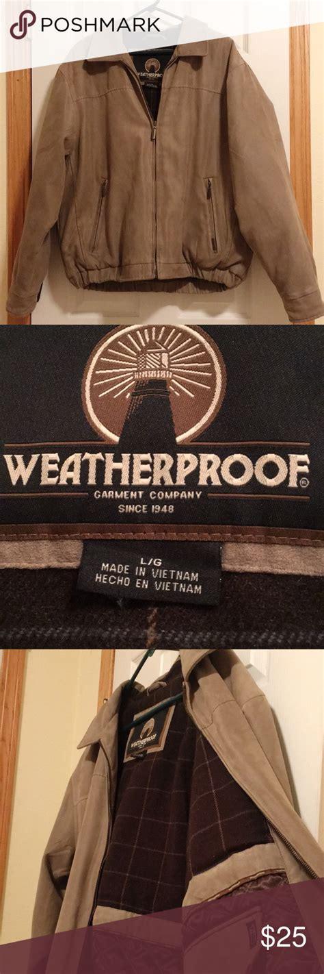 jacket weatherproof poshmark