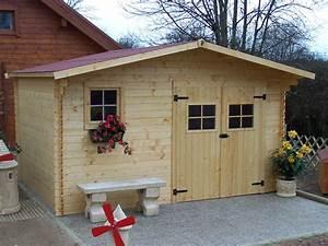 Abri De Bois : abri de jardin comment bien choisir votre abri de ~ Melissatoandfro.com Idées de Décoration