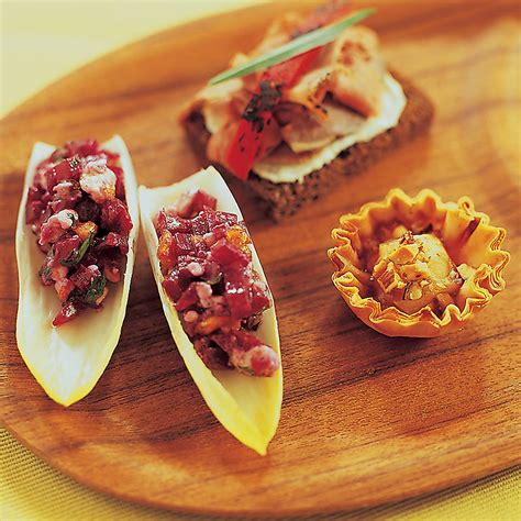 canape cups recipes roast beef canapés cook 39 s country