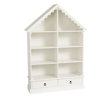 Dollhouse Bookcase by Dollhouse Bookcase Pottery Barn