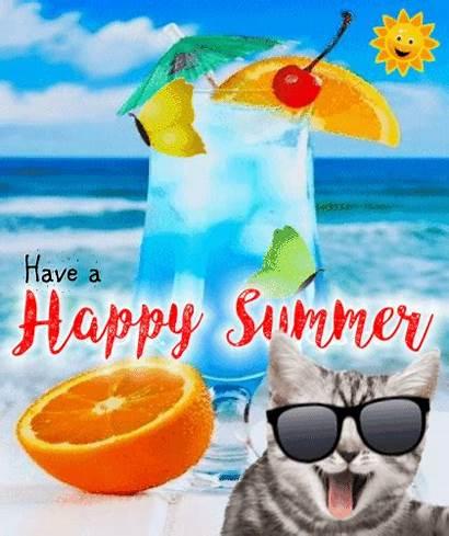 Summer Happy Card Cards Ecard Greeting Greetings