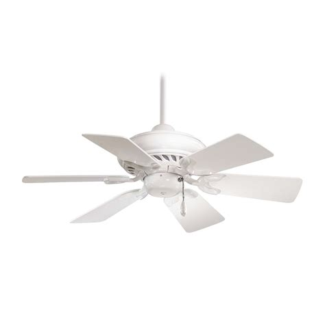 ceiling fans without lights ceiling fan without light in white finish f562 wh