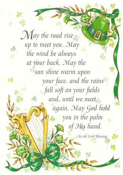 st patricks day poems st patricks day poem irish