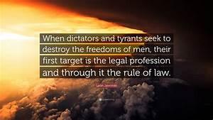 Leon Jaworski Q... Legal Professional Quotes