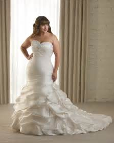 wedding gowns plus size plus size wedding dresses gowns styler